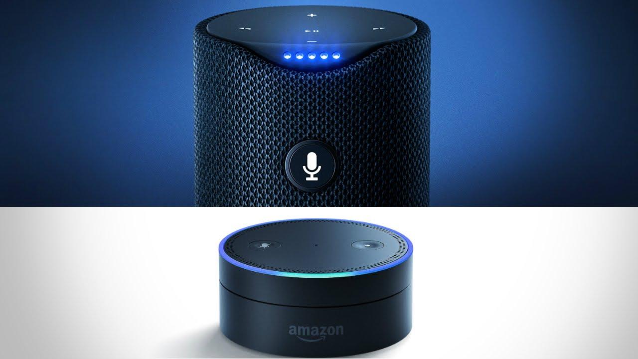 Ý nghĩa của dải đèn LED trạng thái trên loa Amazon Echo - Gu Công Nghệ