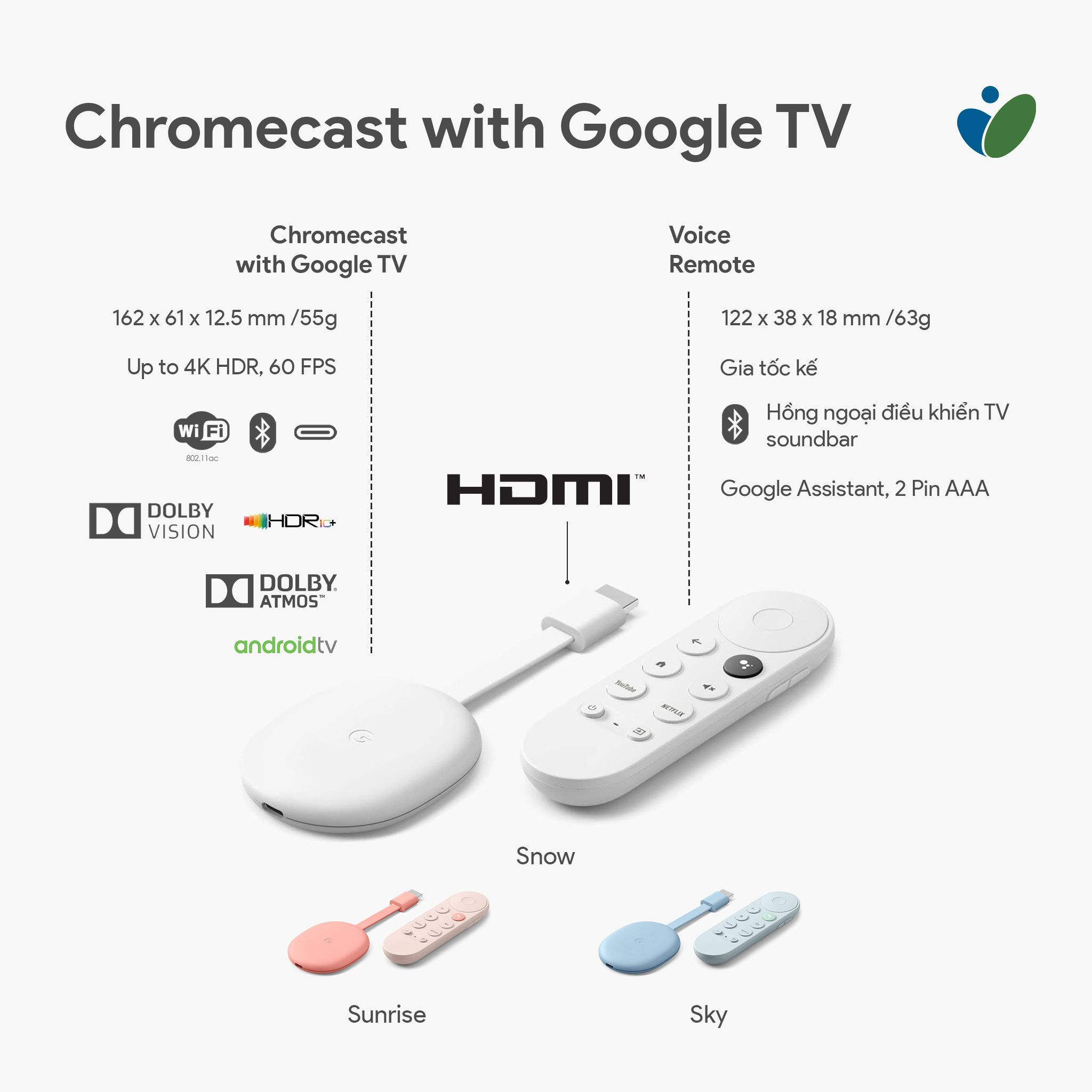 Chromecast with Google TV Tinhte